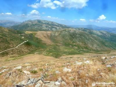 Gredos: Sierras del Cabezo y Centenera;cerro de san vicente pantano de santillana mirador de las can